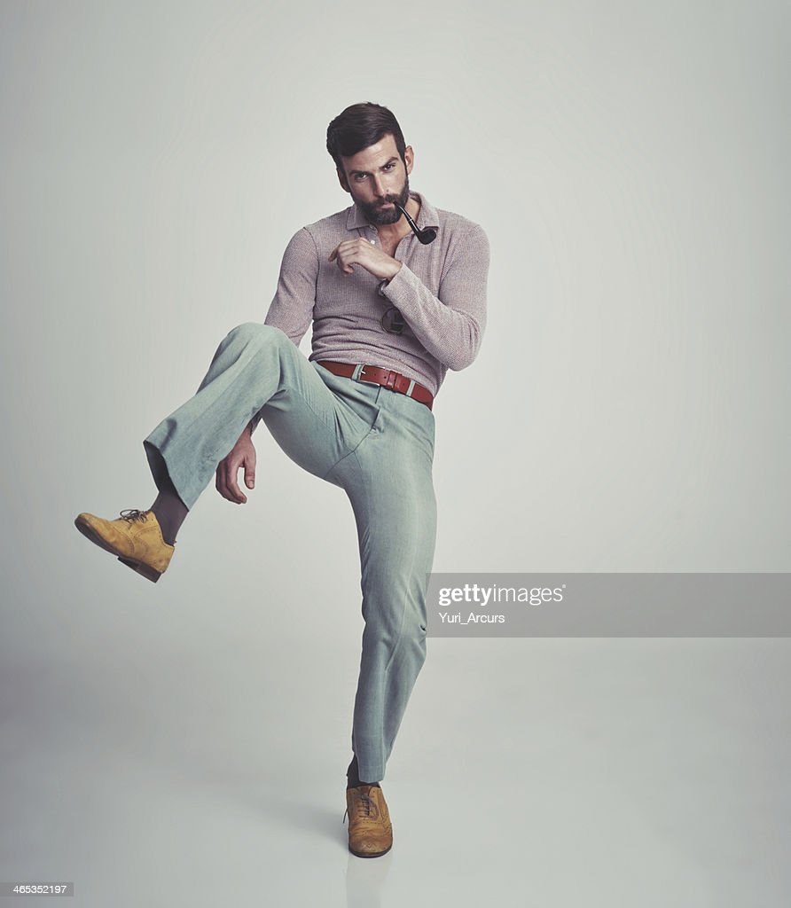 Feeling ready for anything : Stock Photo