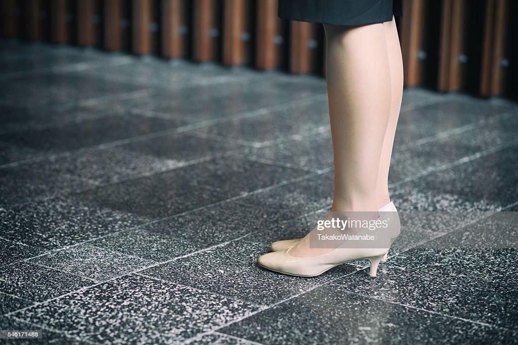 女性の足と足 : ストックフォト