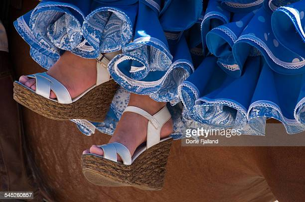 feet in sandals - dorte fjalland stock pictures, royalty-free photos & images