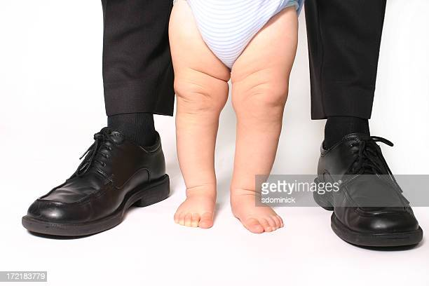 feet of the future - big foot stock photos and pictures