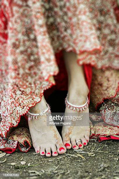 feet - indian female feet stock pictures, royalty-free photos & images
