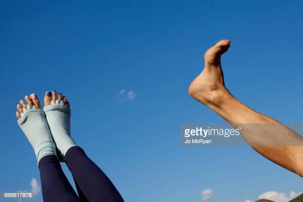 feet - parte inferior - fotografias e filmes do acervo