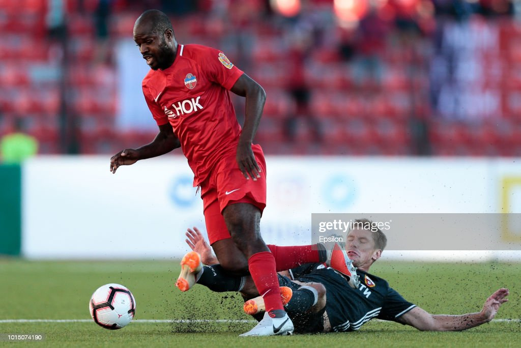 FC Enisey Krasnoyarsk vs PFC CSKA Moscow - Russian Premier League