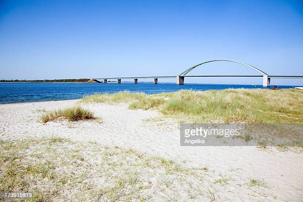 fehmarn sund bridge - fehmarn stock pictures, royalty-free photos & images