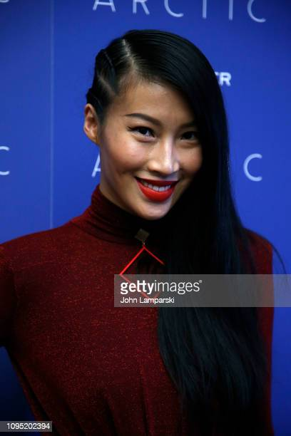 Fei Renn attends 'Arctic' New York Screening at Metrograph on January 16 2019 in New York City