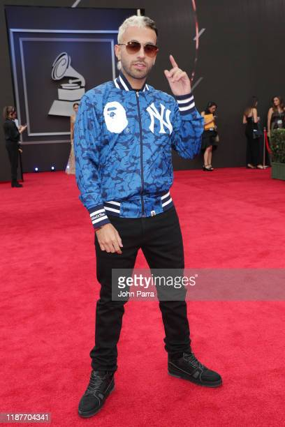 Feid attends the 20th annual Latin GRAMMY Awards at MGM Grand Garden Arena on November 14, 2019 in Las Vegas, Nevada.