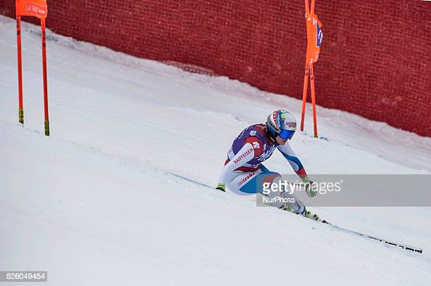 Feierabend Denise SUIAUDI FIS SKI WORLD CUP La ThuileValle D'Aosta 8th Ladies' downhill on February 2016