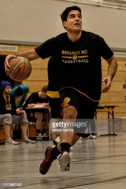 Feierabend mit FinleapGründer Ramin Niroumand Basketball mit Karsten Seibel