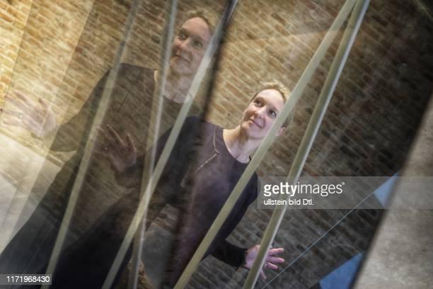 FeierabendInterview mit Sabine Eckhardt in der Galerie König