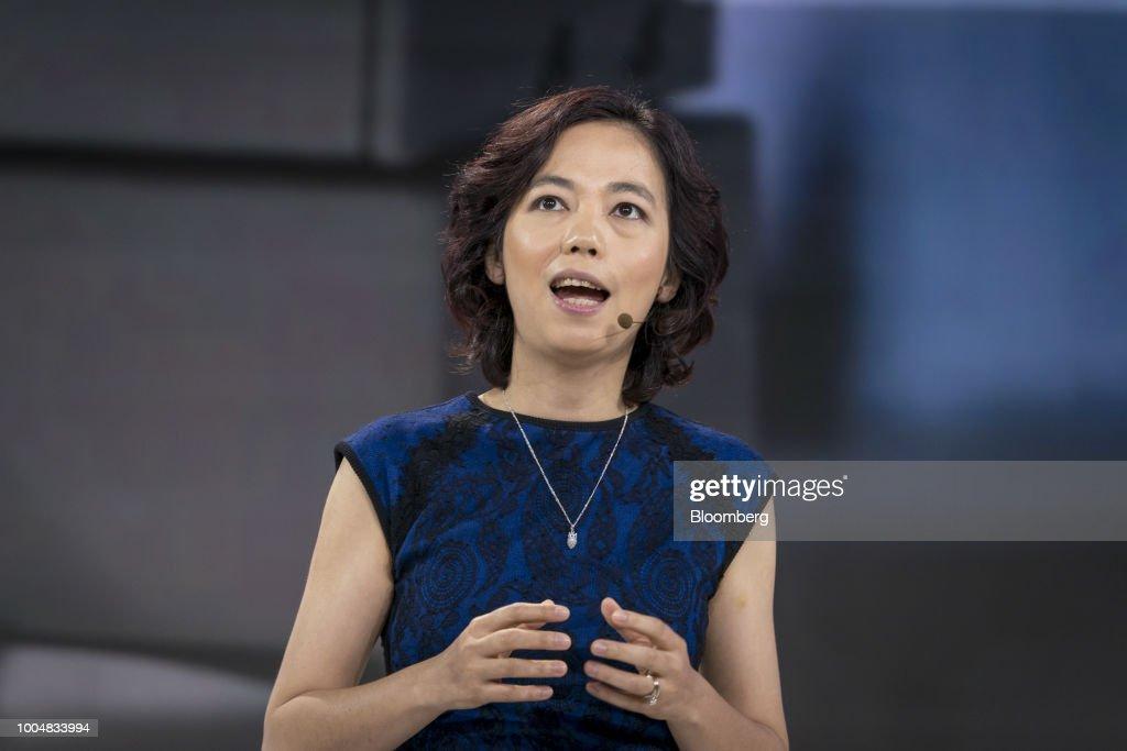 Key Speakers At The Google Cloud Next '18 Conference : Fotografía de noticias