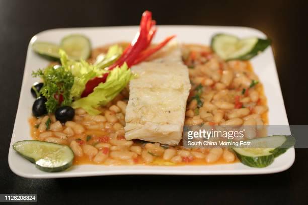Feijoada de bacalhau a dish of Ou Mun Cafe in Macau 24JUN14 [10JULY2014 LEAD FEATURE 3 48HRS]