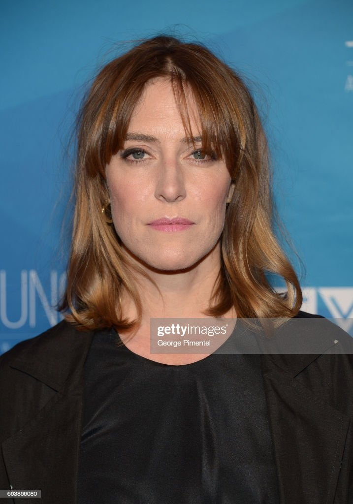 Feist arrives at the 2017 Juno Awards at Canadian Tire Centre on April 2, 2017 in Ottawa, Canada.