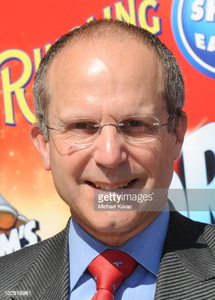 Feld Entertainment CEO Kenneth Feld attends the star dedication ceremony for iconic circus founder P.T. Barnum at Staples Center on July 15, 2010 in...