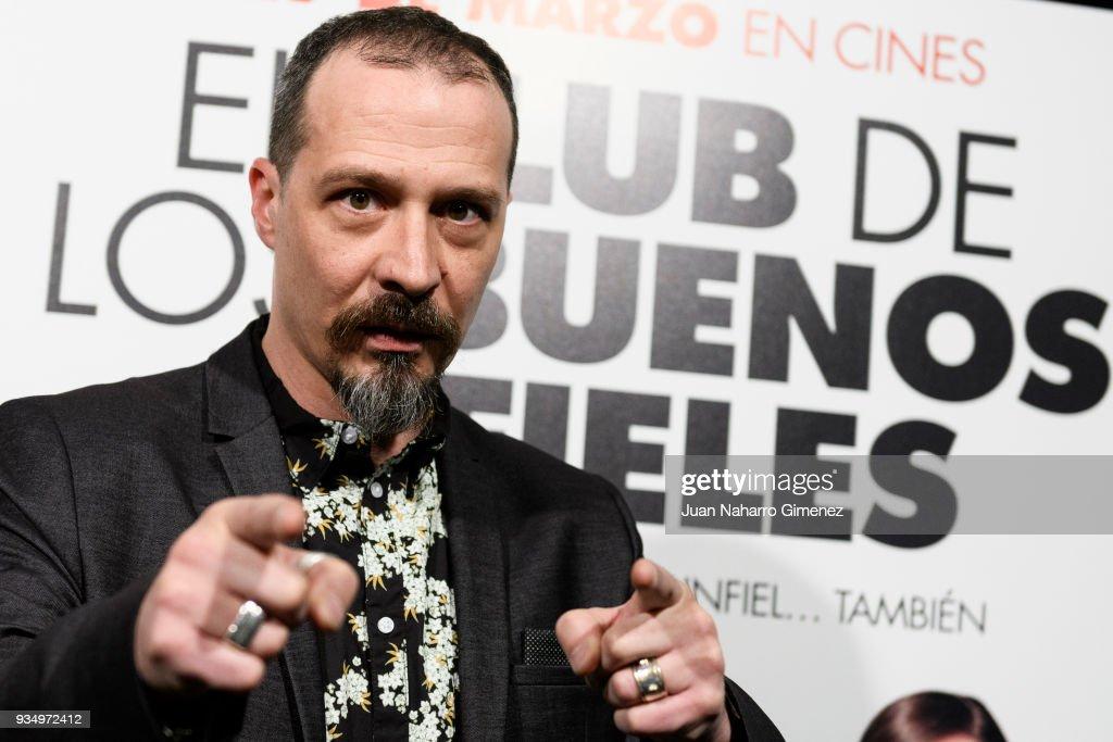 'El Club De Los Buenos Infieles' Madrid Photocall