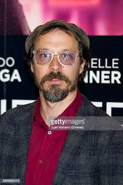 Fele Martinez attends 'Nuestros Amantes' photocall at Palafox Cinema on May 31 2016 in Madrid Spain