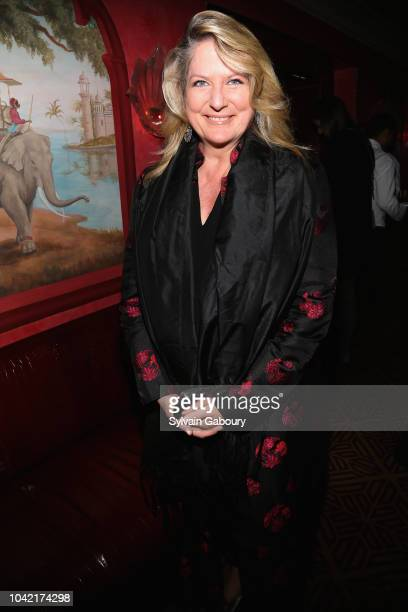 Felicia Taylor attends David Patrick Columbia And Chris Meigher Toast The QUEST 400 At DOUBLES on September 27 2018 in New York City