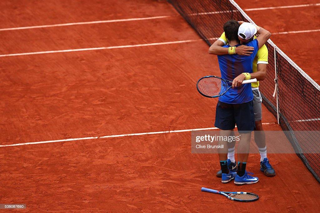 2016 French Open - Day Fourteen : Nachrichtenfoto