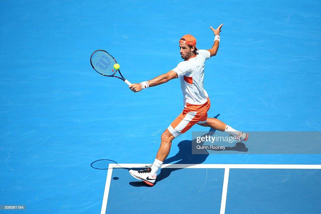 2016 Australian Open - Day 6 : News Photo