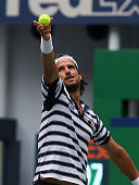 shanghai china feliciano lopez spain returns