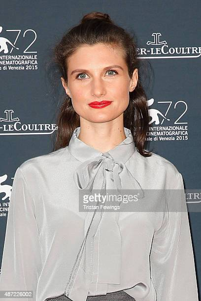 Felicitas Rombold attends the JaegerLeCoultre gala event celebrating 10 years of partnership with La Mostra Internazionale d'Arte Cinematografica di...