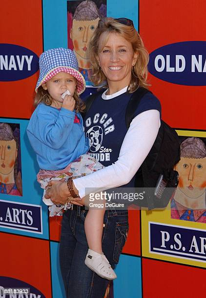 Felicity Huffman and daughter Sofia Grace