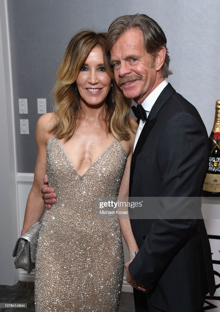 Moet & Chandon At The 76th Annual Golden Globe Awards - Backstage : News Photo