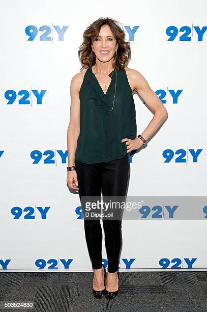 Felicity Huffman attends 92nd Street Y Presents An Evening With 'American Crime' Season Two at the 92nd Street Y on January 5 2016 in New York City