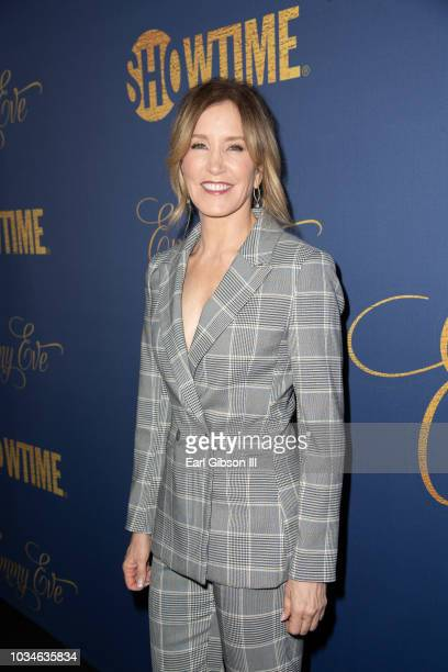 Felicity Huffman attends the Showtime Emmy Eve Nominees Celebration at Chateau Marmont on September 16 2018 in Los Angeles California