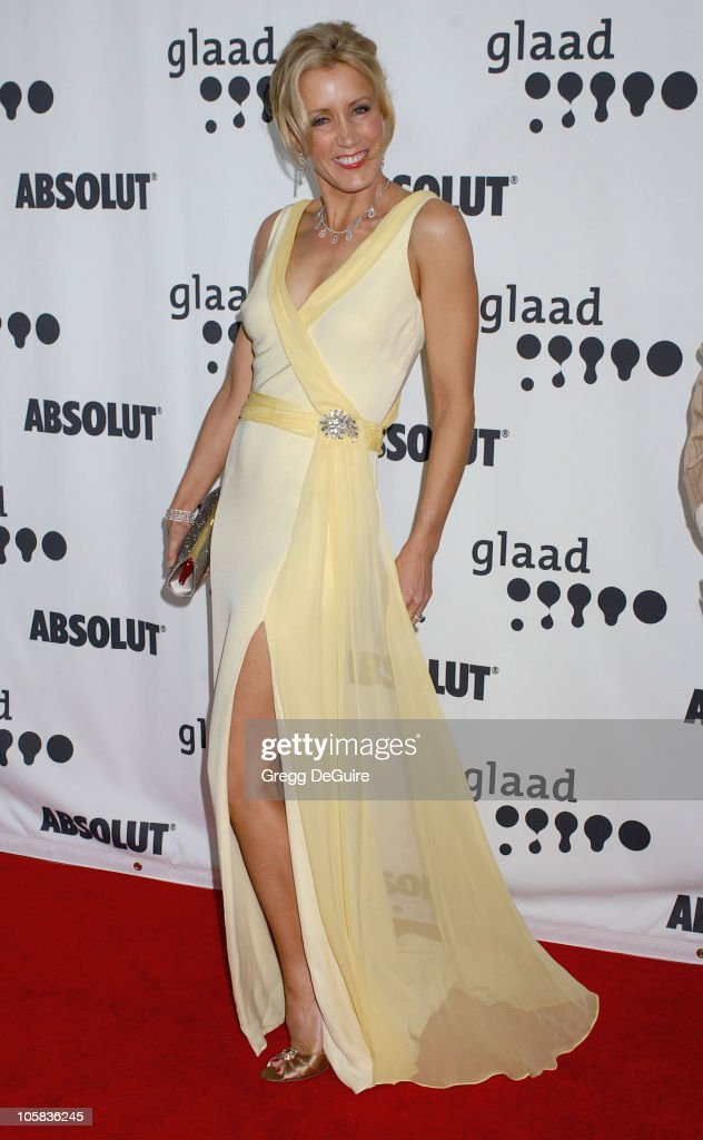 Felicity Huffman during 16th Annual GLAAD Media Awards - Arrivals at Kodak Theatre in Hollywood, California, United States.