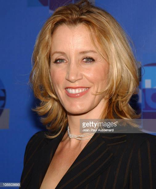 Felicity Huffman during 2004 ABC All Star Summer Party at C2 Cafe in Century City California United States
