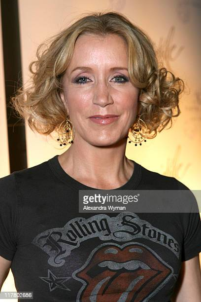 Felicity Huffman during Etoile Sparkling Wine Hosts Cate Adair Handbag Launch at Private Residence in Los Angeles California United States