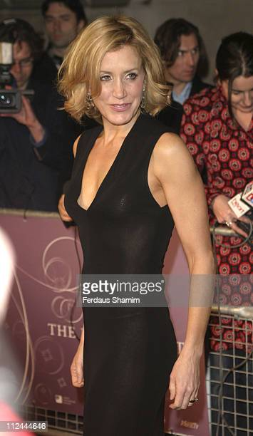 Felicity Huffman during PreBAFTA Awards Party The London Party February 18 2006 at Spencer House in London Great Britain