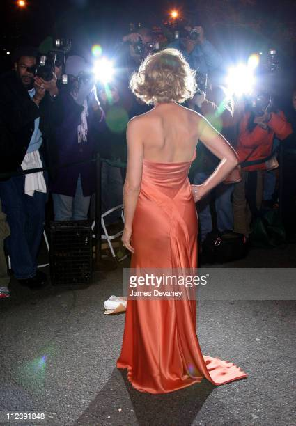 Felicity Huffman during The 2005 National Board of Review of Motion Pictures Awards Ceremony Outside Arrivals at Tavern On The Green in New York City...