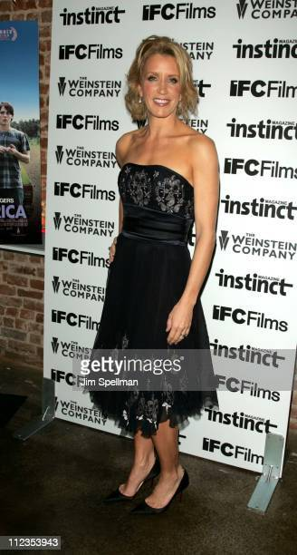 Felicity Huffman during The Weinstein Company's TransAmerica New York City Special Screening Arrivals at IFC Center in New York City New York United...