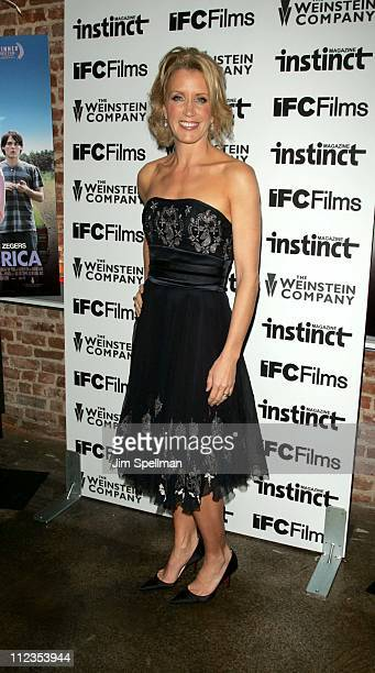 Felicity Huffman during The Weinstein Company's 'TransAmerica' New York City Special Screening Arrivals at IFC Center in New York City New York...