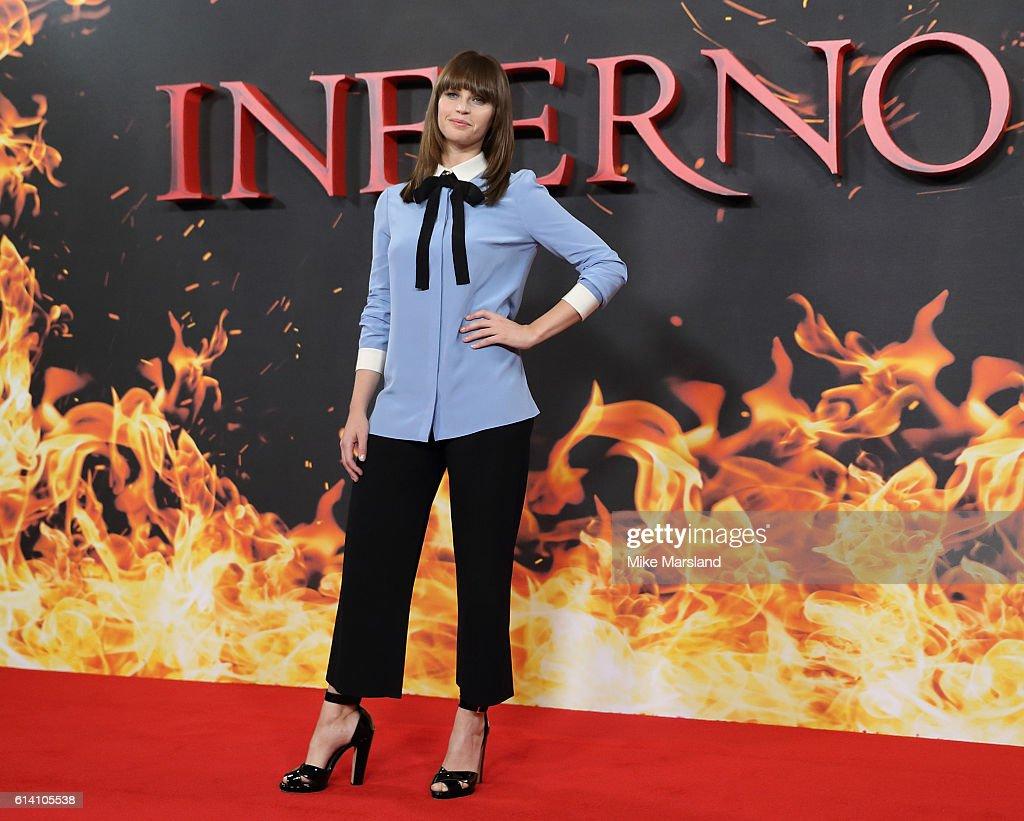 """Inferno"" - Photocall : News Photo"