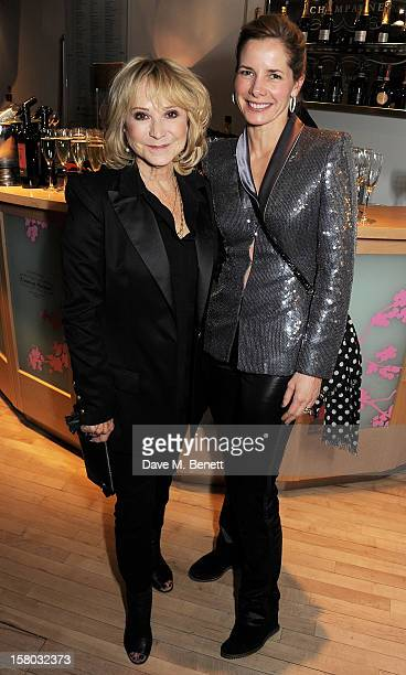 Felicity Kendal and Darcey Bussell attend an after party following the press night performance of Matthew Bourne's Sleeping Beauty at Sadler's Wells...
