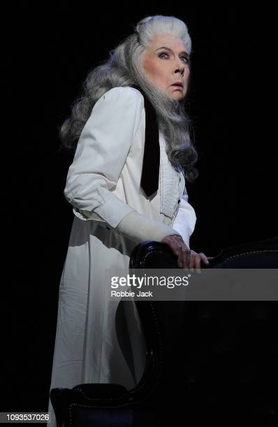 Felicity Palmer as The Countess in Pyotr Il'yich Tchaikovsky's The Queen of Spades directed by Stefan Herheim and conducted by Antonio Pappano at The...