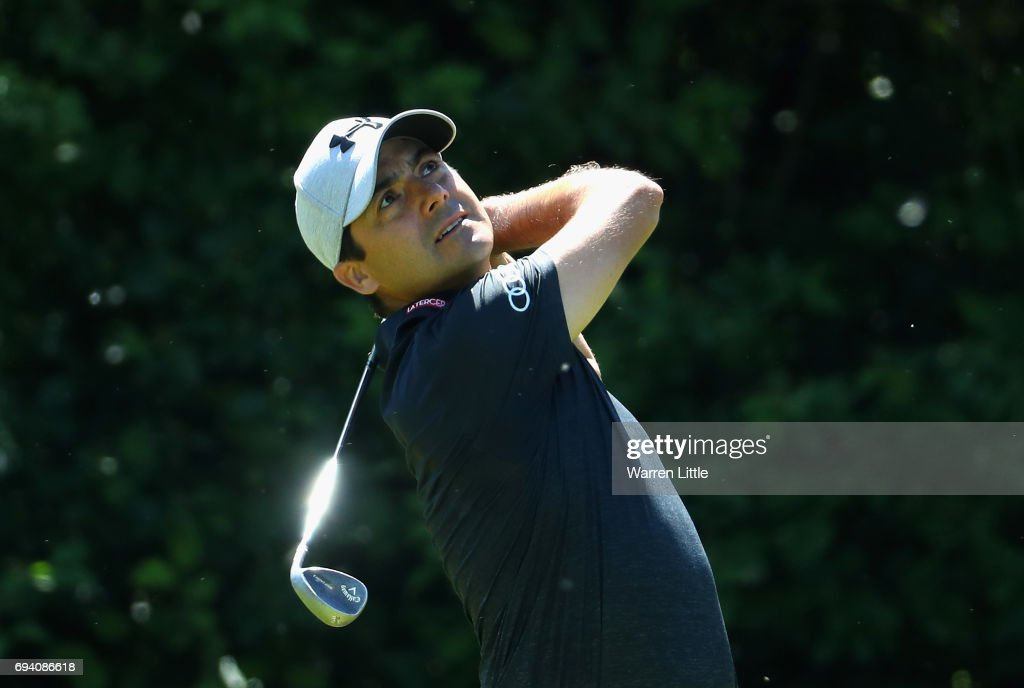 Lyoness Open - Day Two