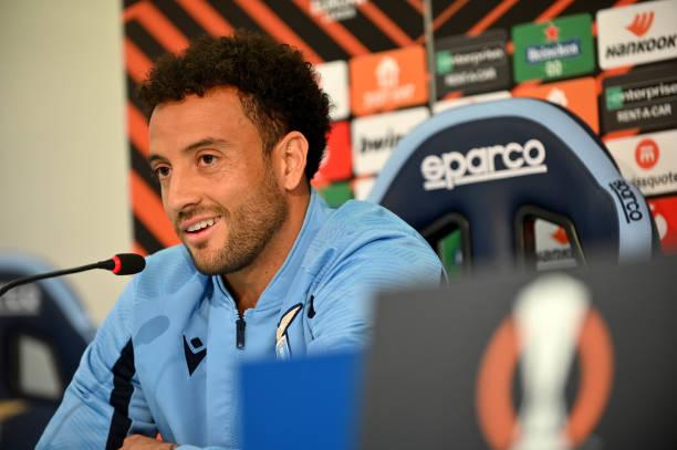 ITA: SS Lazio Training Session & Press Conference