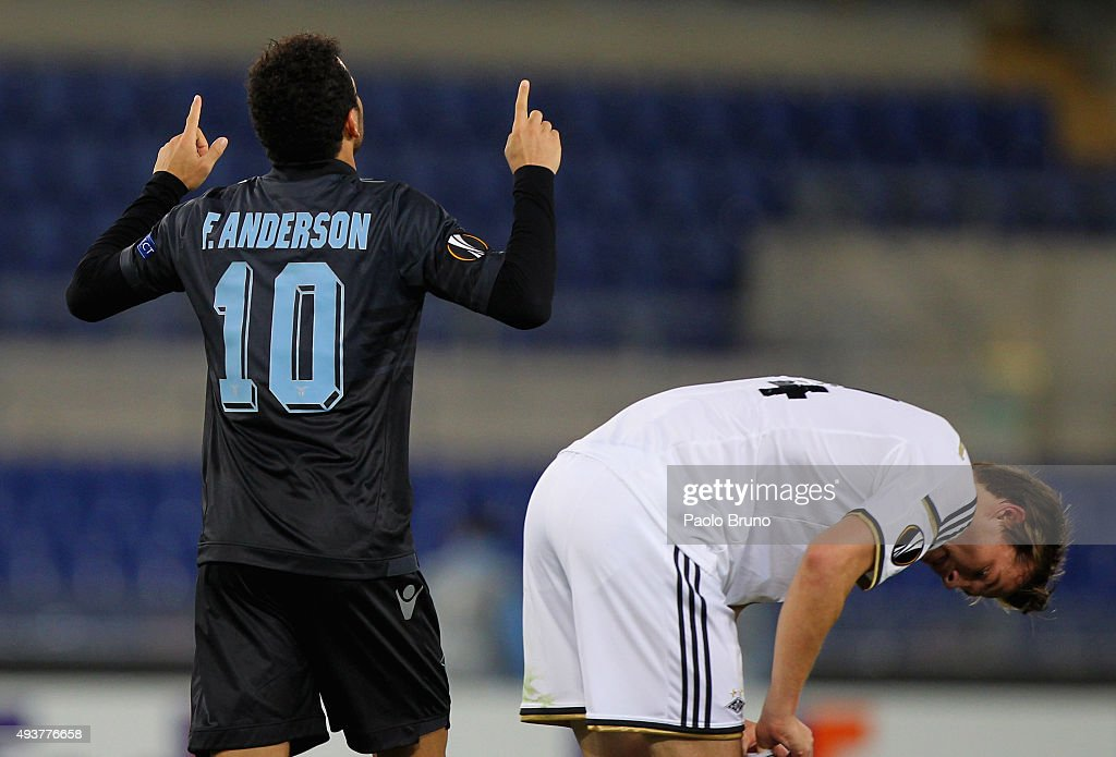 SS Lazio v Rosenborg BK - UEFA Europa League : News Photo