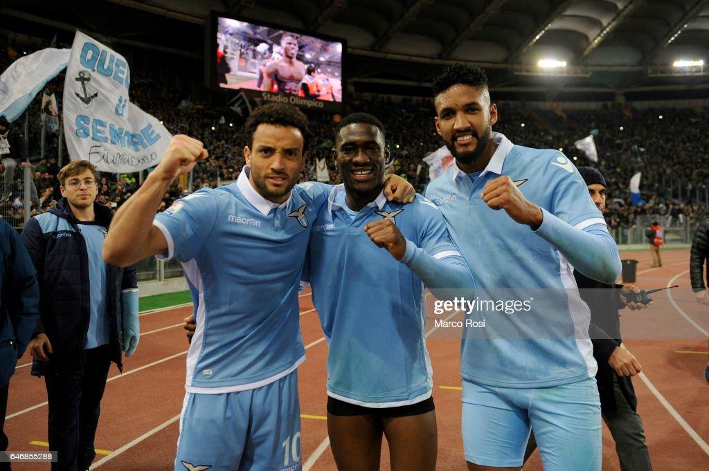 SS Lazio v AS Roma - TIM Cup : News Photo