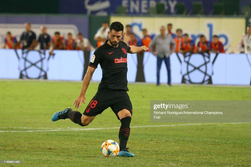 Felipe Augusto De Almeida Monteiro Of Atletico Madrid Scores A Goal