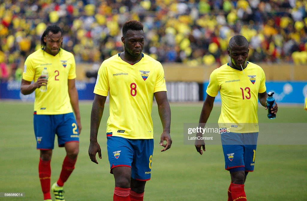 Ecuador v Brazil - FIFA 2018 World Cup Qualifiers : News Photo