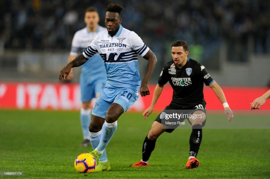 SS Lazio v Empoli - Serie A : News Photo