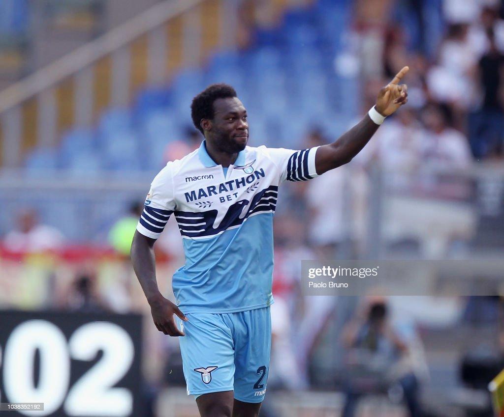 SS Lazio v Genoa CFC - Serie A : News Photo