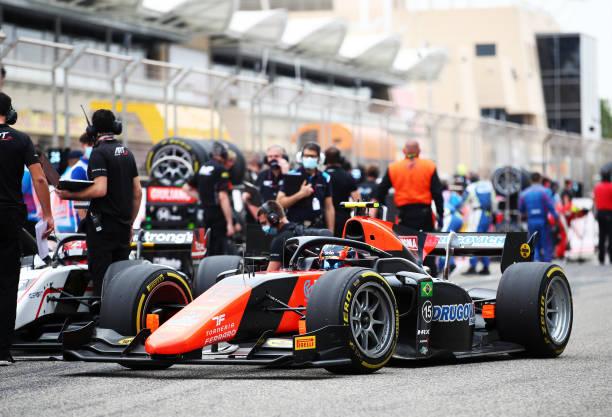 BHR: Formula 2 Championship - Round 11:Sakhir - Feature Race
