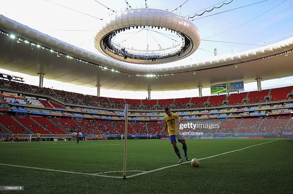 Soccer Men´s - XVI Pan American Games - Day 7 : Fotografía de noticias