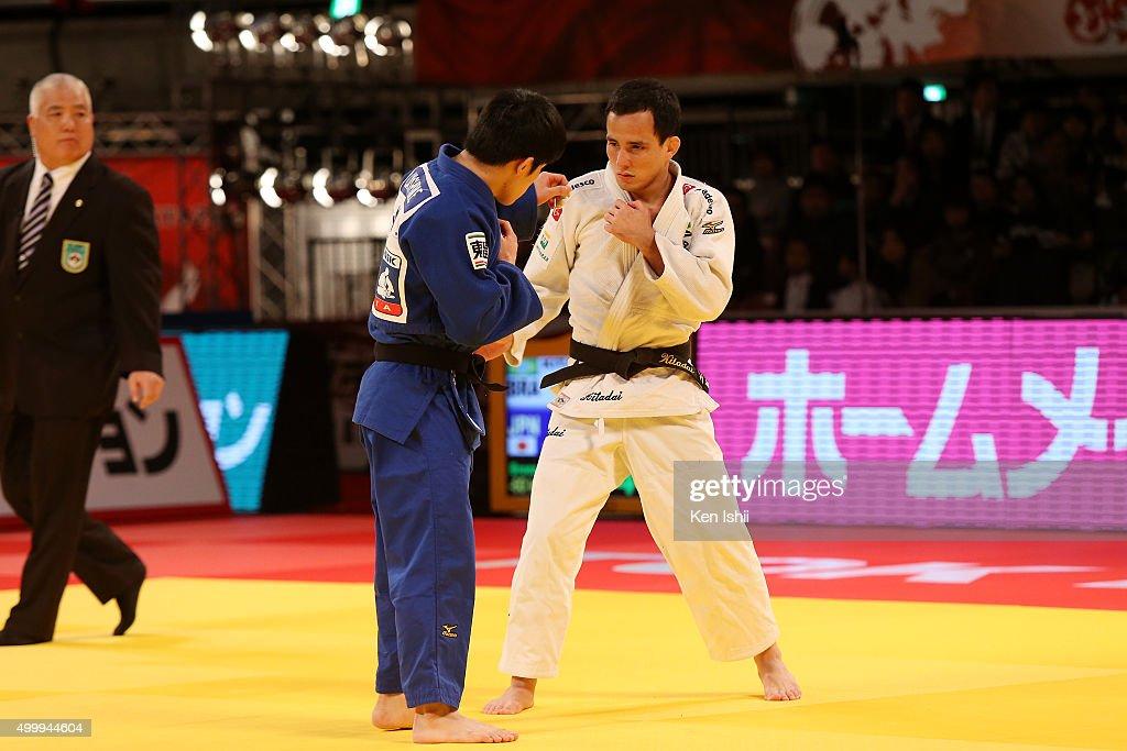 Judo Grand Slam Tokyo 2015 - Day 1