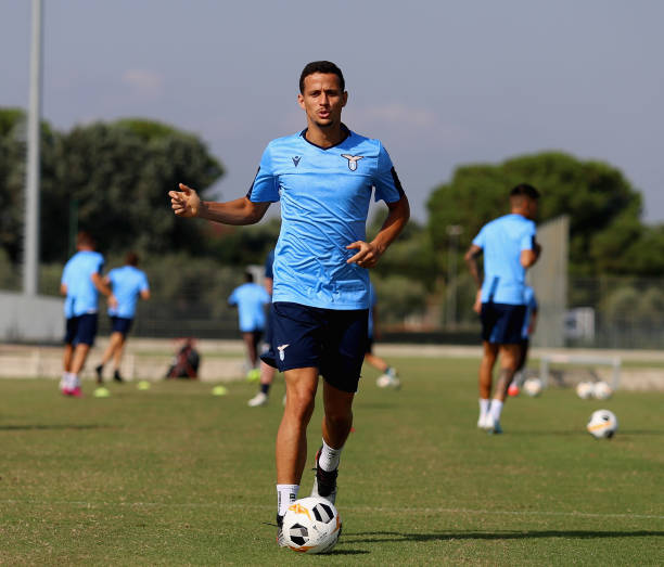 ITA: SS Lazio Training Session
